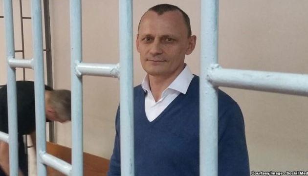 Українці в Латвії привітали Миколу Карпюка із днем народження