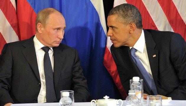 Obama reminded Putin about Ukraine