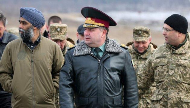 Оборонну угоду з Канадою буде підписано наступного тижня