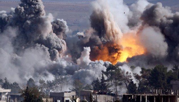 Коаліція завдала 24 авіаудари по ІДІЛ в Сирії та Іраку