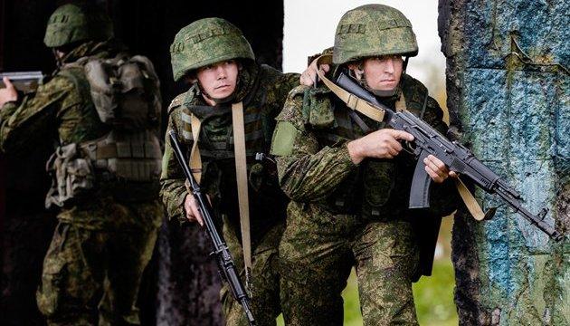 До Кіровського привезли тисячу російських найманців