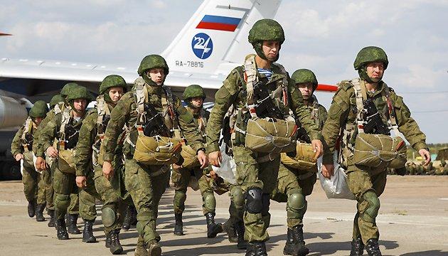 Россия может атаковать Украину с территории Беларуси – разведка