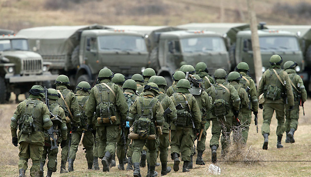 Російських військових запасу зобов'язали їхати на збори