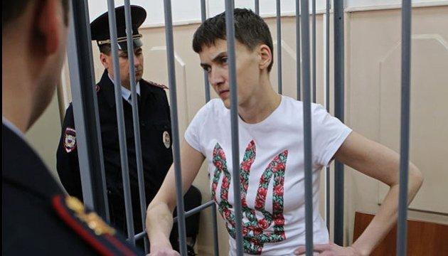 Адвокат: У Савченко залишилося максимум п'ять днів