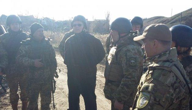 Линкявичус настроен рассказать коллегам все, что увидел на Донбассе - Геращенко