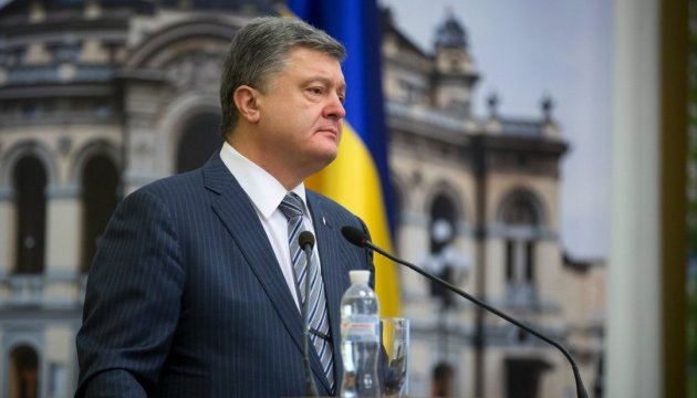 Poroshenko: there will be no snap elections to legislature
