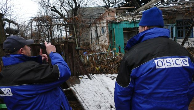 Mandate of OSCE SMM to Ukraine extended for a year until March 31, 2018