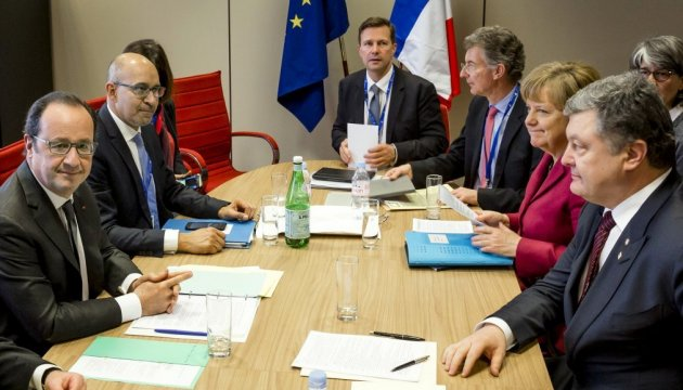 Порошенко в Брюсселе: Визовый прорыв и турецкая оговорка