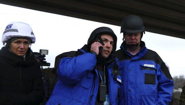 Хуг прибыл на Донецкую фильтровальную станцию