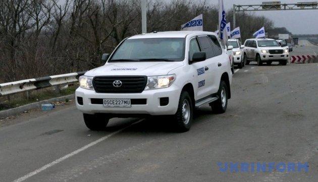 Місія ОБСЄ заявила, що й так патрулює у районі Авдіївки