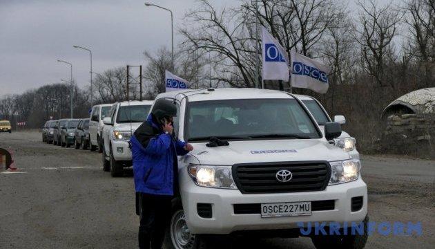 Окупанти вже тиждень блокують доступ ОБСЄ на ділянку розведення під Петрівським