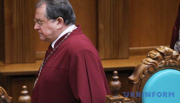 Баулин сам решит, оставаться ли на должности главы КСУ