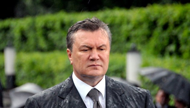 Questioning of Yanukovych rescheduled for November 28