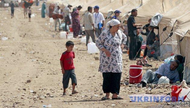ООН насчитала 65,6 миллионов вынужденных переселенцев в мире