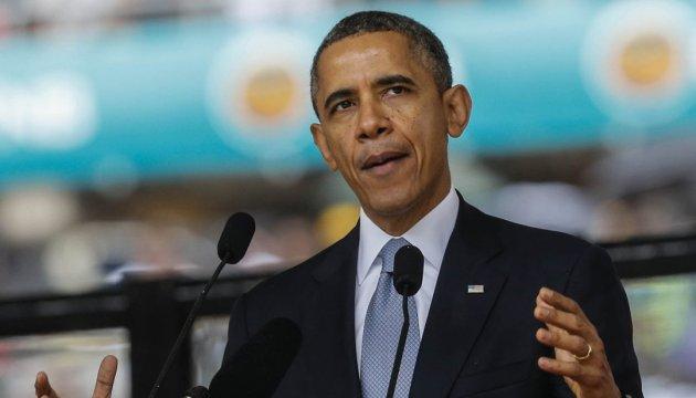 Обама виступить з прощальною промовою до американців 10 січня