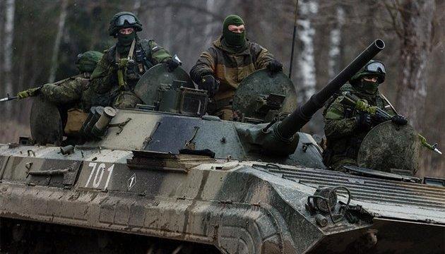 АТО: Росія забирає частину військових з передової - розвідка
