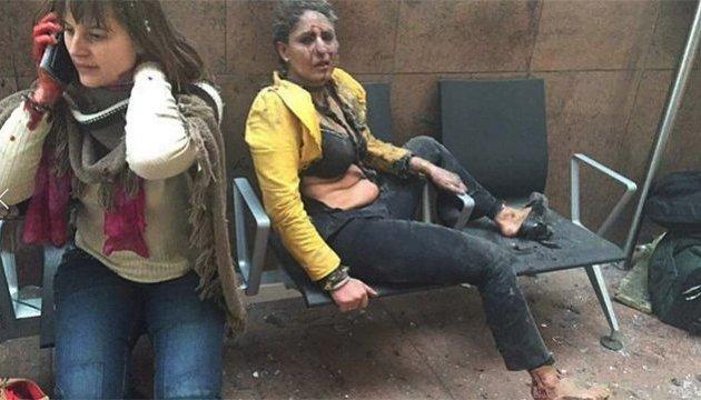 Теракти у Брюсселі: кількість жертв зросла до 35