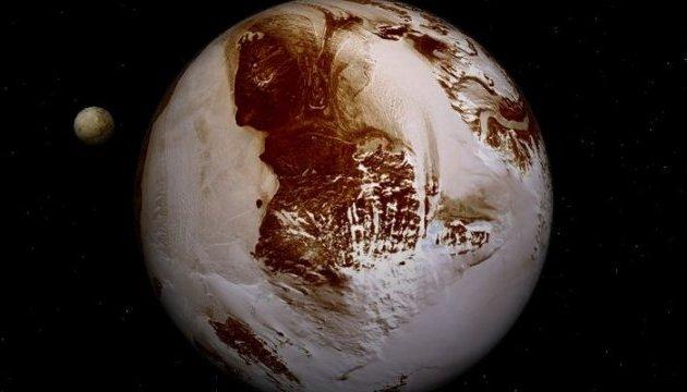 На Плутоні колись був океан - астрономи