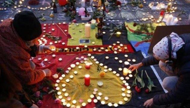 В Брюсселе сегодня почтят память жертв терактов