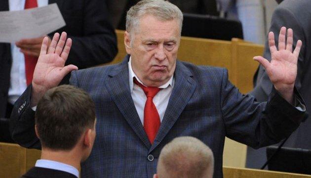SBU calls Zhirinovsky in for questioning