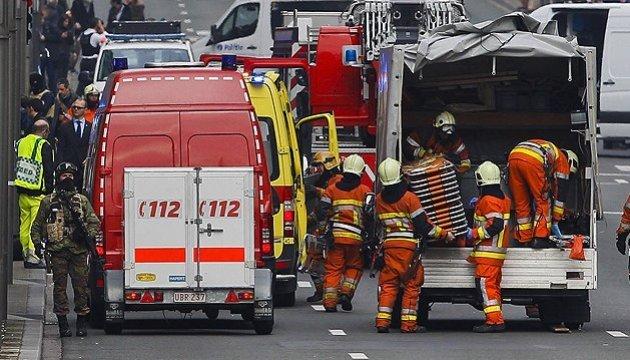 Вибухи в Брюсселі: 34 загиблих, десятки поранених