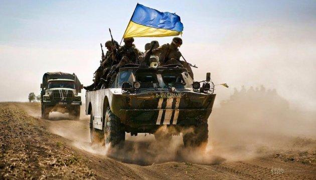 Штаб ООС: за сутки - 30 вражеских обстрелов, Украина потеряла еще одного бойца