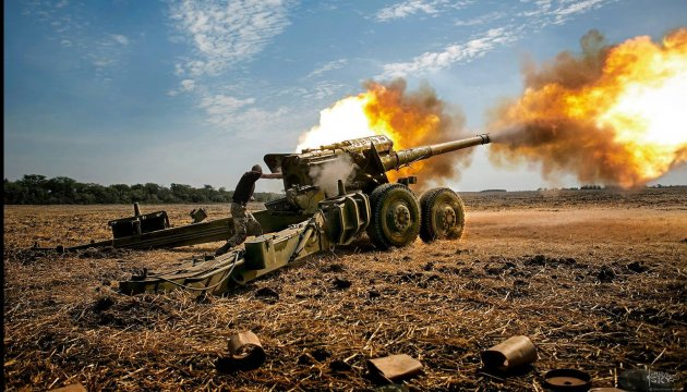 Militants launch 39 attacks on ATO troops in eastern Ukraine