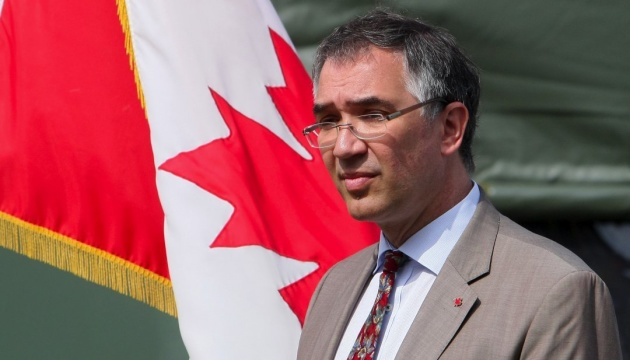 Canada to double number of police experts in Ukraine – ambassador