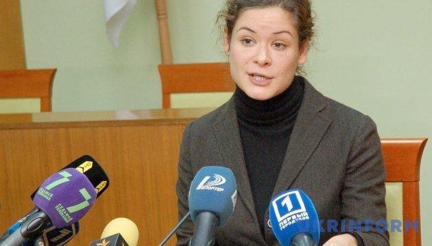Заступниця Саакашвілі поки не квапиться у відставку
