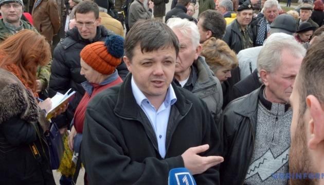 Суд залишив без змін запобіжний захід Семенченку