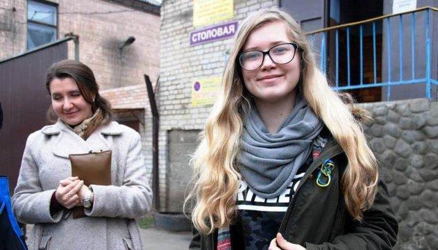Як естонська восьмикласниця опинилася на нашому фронті