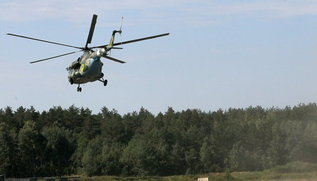 Ukraine's Interior Ministry plans to establish helicopter service this year