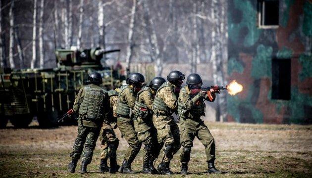 Порошенко каже, що за три роки Нацгвардія сягне рівня НАТО і ЄС
