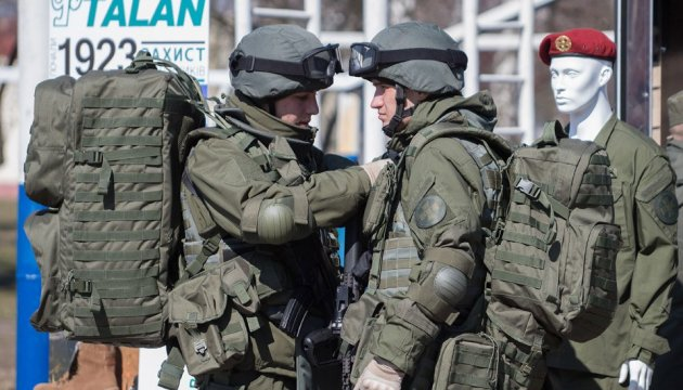 National Guard of Ukraine ready to fulfill all its tasks – Poroshenko