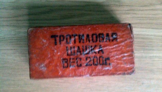 У Миколаєві поліція затримала чоловіка, який перевозив тротил