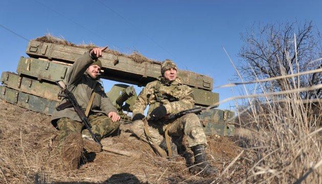 Бійці ЗСУ знищили бліндаж окупантів на Донбасі