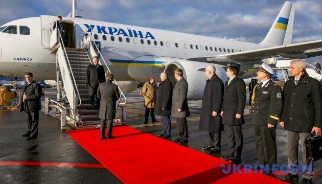 Авіаперельоти топ-посадовців України коштуватимуть бюджету 42 мільйони