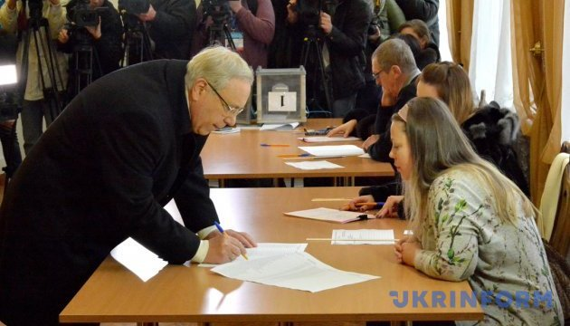 Vilkul in lead of Kryvyi Rih mayoral election – preliminary results