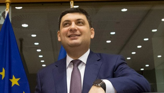 Government, coalition have to find mechanism to support Ukrainian culture – Groysman