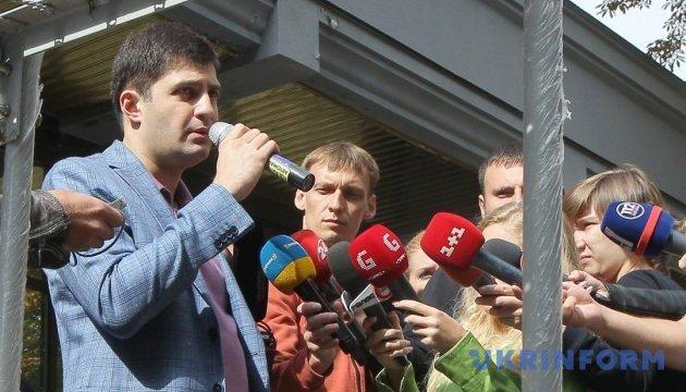 Сакварелідзе - у генпрокурори: одесити вже збирають підписи