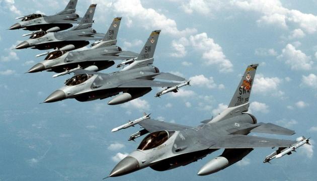 Авіапатруль НАТО у Балтії за тиждень двічі піднімався через літаки РФ