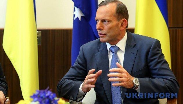 Tony Abbott, ehemaliger australischer Premierminister