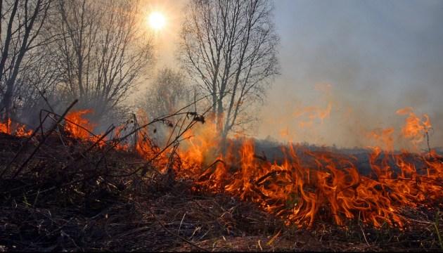 Extreme fire hazard level remains in Kyiv region