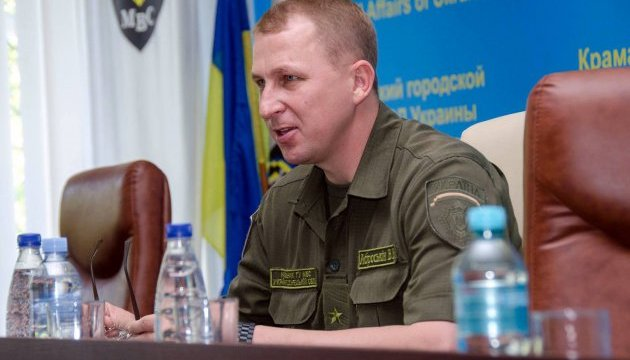 На Донеччині від рук злочинців гинуть більше, ніж через бої - Аброськін