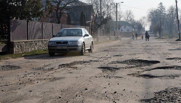 В Україні відремонтують 1,7 тисячі кілометрів доріг