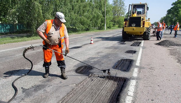 PM Groysman: Roads are matter of national importance
