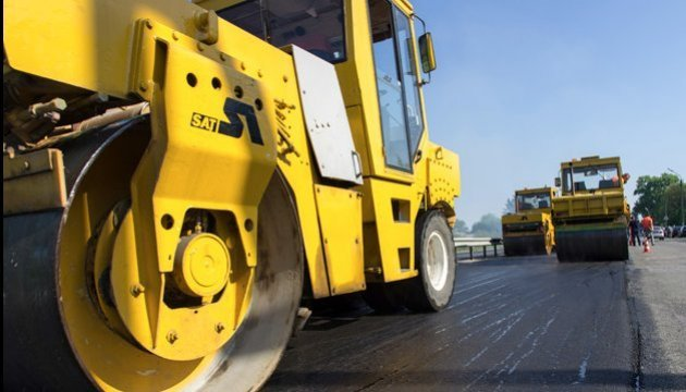 Kyiv authorities promise to repair 200 km of roads in 2016