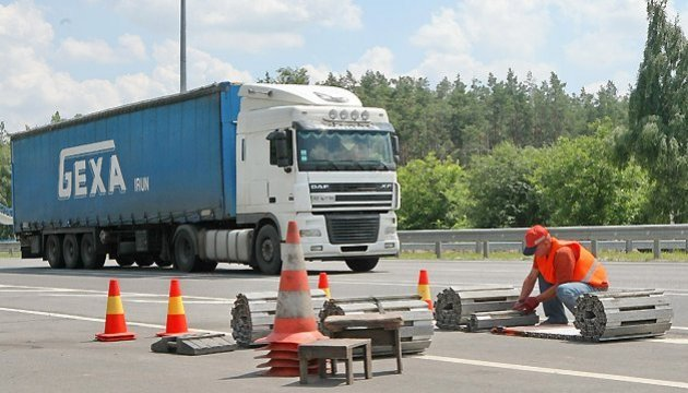 Укртрансбезпека закупить ще 78 вагових комплексів для контролю на автодорогах
