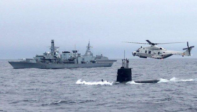 У США кажуть про посилену військову активність росіян і китайців у Атлантиці