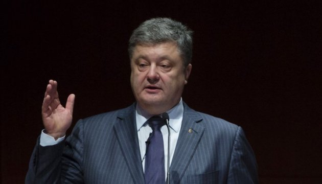 Poroshenko explains why he is against breach of relations with Russia